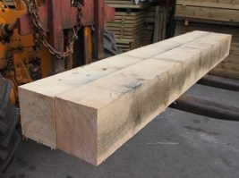 "Oak Fence Posts - 4"" x 4"" or 6""x 6"""