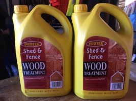 Protek Wood Treatment Teak 5 Litres